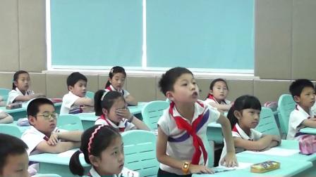 人教版數學四上《速度、路程和時間》課堂教學視頻實錄-鄭旭