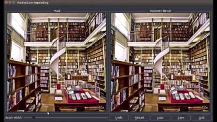Research at NVIDIA: AI Reconstructs Photos with Realistic Results
