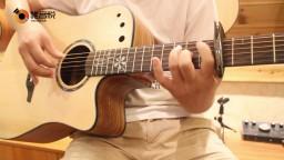 PDD洪荒之力 简单版吉他指弹 吉他独奏 唯音悦