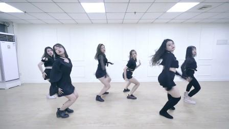 派澜舞蹈|冷艳性感小姐姐帅裂爵士舞《BLACK DRESS》