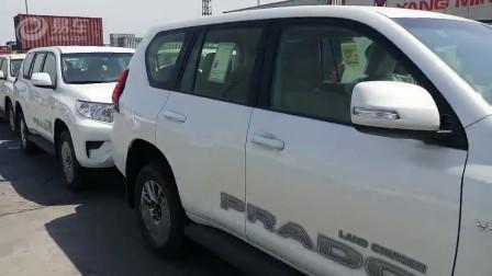 18款丰田霸道4000 性能升级SUV报价直降