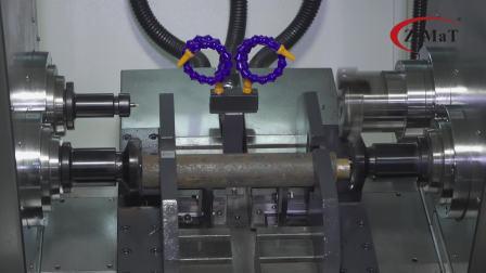 震环机床Z-MaT 专机系列-铣端面打中心孔