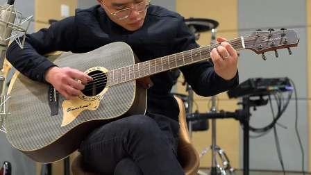【生命之音吉他指弹】一首忧伤透心的指弹曲子试听,分享给我们正在用心弹吉他的琴友们!SE-410