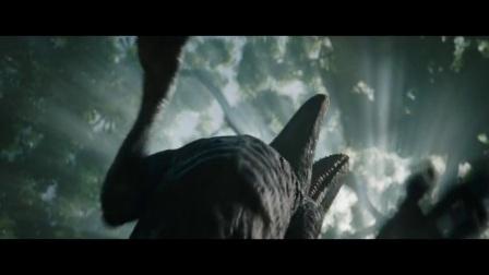 《侏罗纪世界2》内地定档6月15日