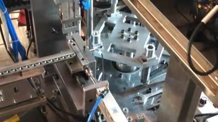 双螺母全自动拧螺丝机 非标订做全自动拧螺丝机