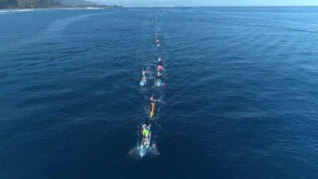 Take Off With The Air Tahiti Nui Paddle Royal! 2017