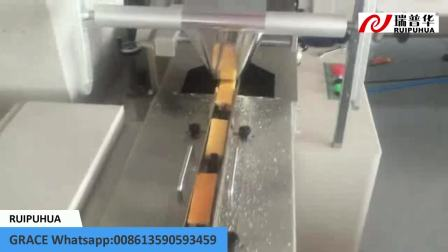 Layer cake automatic package machine