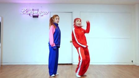 【WAVEYA】热舞翻跳 BTS 嘻哈风방탄소년단 Go Go 고민보다 Go