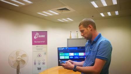 2-in-1 Sure Smart TV + Smart Home Gateway