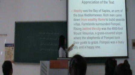 晋中学院外国语学院英语一年级教学视频