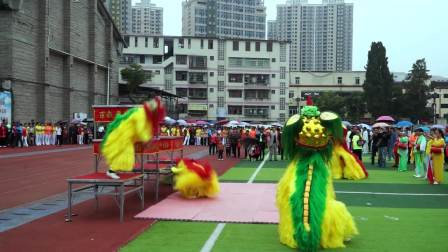 德化县百威舞狮团(13960433326)应邀参加德化县第二十二全民健身节文艺演出