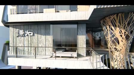 九号设计 李东灿 作品《板桥信义案 我行》3D动画影片