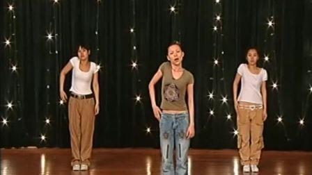 爵士舞蹈教练培训视频、头部基础训练-在线收看