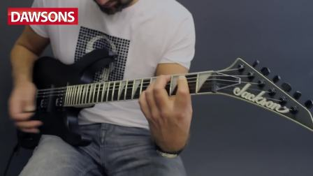Jackson JS Series Dinky Archtop JS22 DKA Review_Full-HD