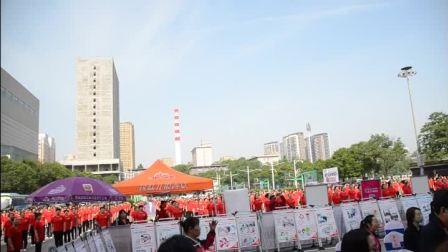陕西省第四届全民健身操舞大赛启动仪式数百人共跳健身操