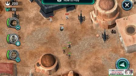 大神程序员30分钟用html5做了一个星球大战游戏!真好玩