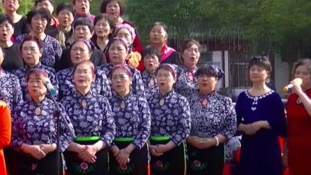 洛阳青年宫合唱团庆五一演出第一场1