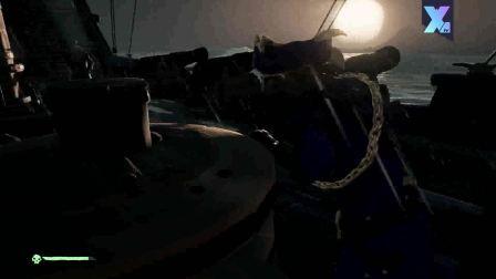舍长相妄与全中国仅有的十五名传奇海盗之一的全干货实况|盗贼之海Sea of Thieves  9