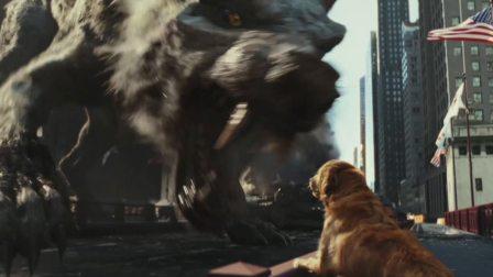 《狂暴巨兽》:以兽制兽 人兽兄弟联合作战
