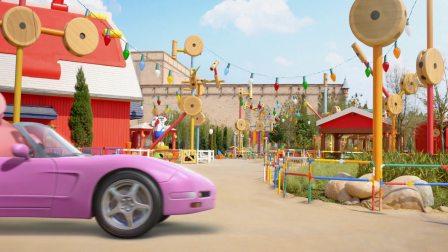 """""""迪士尼•皮克斯玩具总动员""""主题园区全新开幕-Ham"""