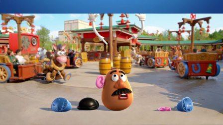 """""""迪士尼•皮克斯玩具总动员""""主题园区全新开幕-弹头先生1"""