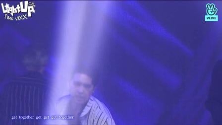 [LightUpCN中字]180417[EAU DE VIXX]showcase