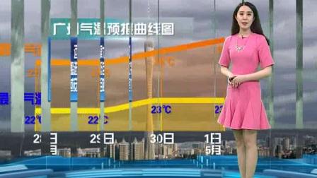20180427广东卫视天气预报