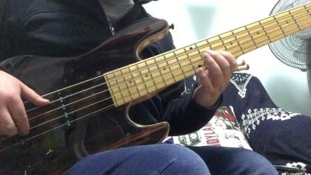 Sadowsky NYC Jazz Blues即兴Bass Solo