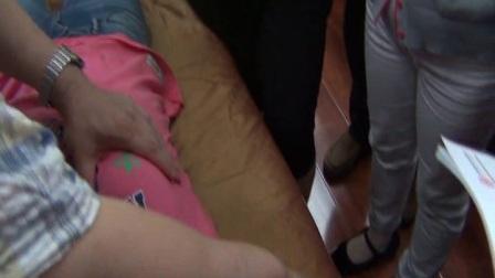 中医徒手整形培训视频姚君弘讲解如何丰胸,去除副乳