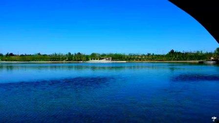 巩留县蝴蝶湖