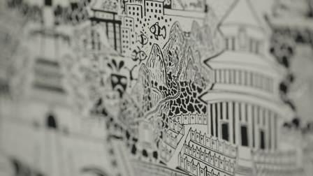 Fuller Map Artist 地图画师 富勒
