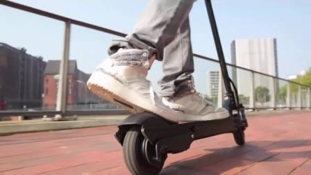 德国EGRET电动滑板车即台湾Patgear贝其尔同款车型