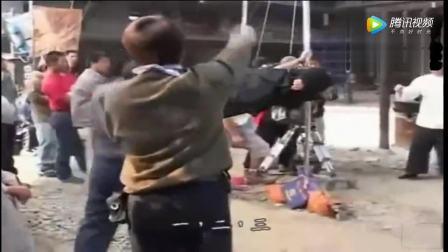 当年《功夫》的拍摄花絮, 蛤蟆功真是折磨人