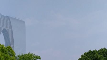 金鸡湖 放风筝