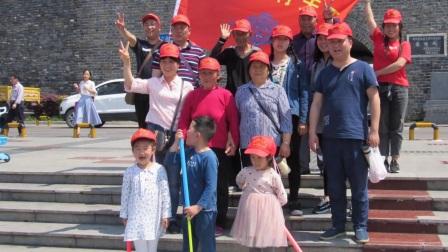 河南省正阳狼行天下香水河两日游视频