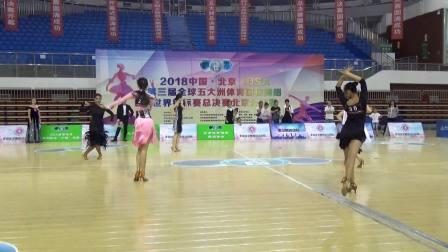 2018北京IDSA体育舞蹈锦标赛