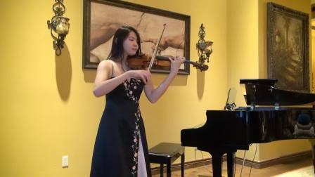 Tiffany Chang 小提琴独奏: 《电影红色小提琴》随想曲