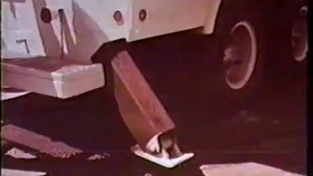 1960年美国电力线路带电作业教学视频