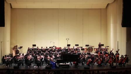 格里格 A小调钢琴协奏曲-美国 (Jessica Li 演奏, 十四岁)