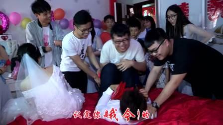 周海鹏先生刘美思女士新婚庆典高清版
