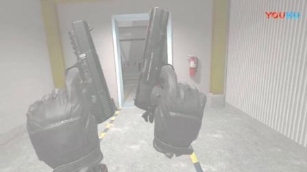游迅网_VR版《反恐精英》概念演示