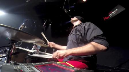 Hernán Hecht Drum Solo • A Love Electric   John Medeski