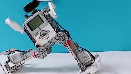 来一段机器人魔鬼的步伐,慧出众机器人编程