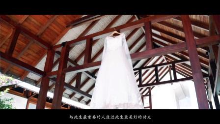 [芝心海外婚礼摄影]20180330海之教堂11点