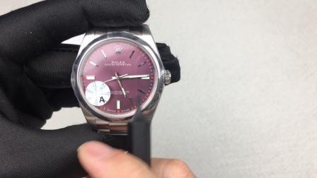JF(蚝式恒动)114300 葡萄红