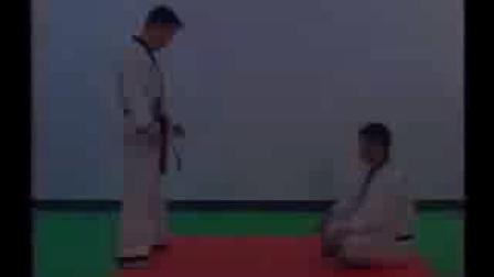 ♥♥◆◆韩国合气道经典-坐姿防身术