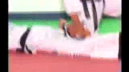 ♥♥◆◆韩国合气道经典-防腿术-防身教学