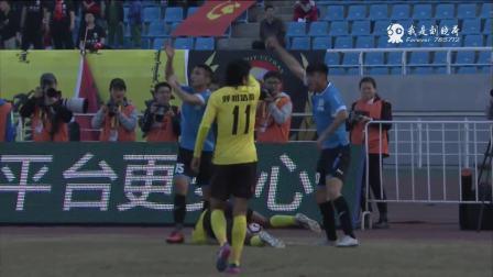 【中甲录播】2017赛季第03轮——呼和浩特VS大连超越 刘晓荷解说