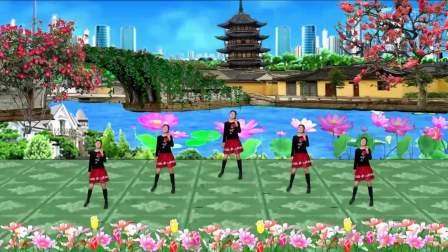 新兴快乐广场舞《看透爱情看透你》