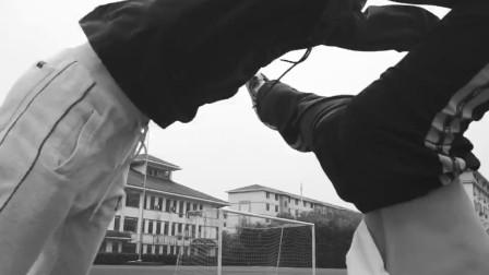 南邮通达学院4+1街舞社  four plus crew 五周年宣传片 breaking花絮